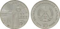 10 Mark 1974. DEUTSCHE DEMOKRATISCHE REPUBLIK, 1949-1990  Stempelglanz  35,00 EUR  zzgl. 4,50 EUR Versand