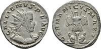 RÖMISCHE KAISERZEIT Antoninian Gallienus, 253-260.