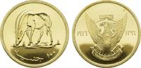 100 Pounds 1976. SUDAN Republik. Polierte Platte  2550,00 EUR kostenloser Versand