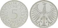 5 DM 1951 F. BUNDESREPUBLIK DEUTSCHLAND  Kl. Fehler im Randstab, sonst ... 20,00 EUR  zzgl. 4,50 EUR Versand