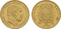 20 Mark 1871 A. Preussen Wilhelm I., 1861-1888. Rs. Kl. Fehler im Rands... 1554,98 CHF kostenloser Versand