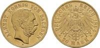 20 Mark 1894 E. Sachsen Albert, 1873-1902. Fast Vorzüglich  /  Vorzügli... 395,00 EUR  zzgl. 4,50 EUR Versand