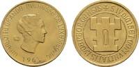 20 Francs 1963. LUXEMBURG Jean, 1964-2000. Stempelglanz  340,00 EUR  zzgl. 4,50 EUR Versand