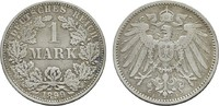 1 Mark 1899, A. Deutsches Reich  Sehr schön  5,00 EUR  +  7,00 EUR shipping