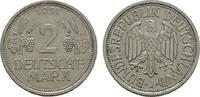 2 DM 1951, J. BUNDESREPUBLIK DEUTSCHLAND  Vorzüglich +  35,00 EUR  +  7,00 EUR shipping
