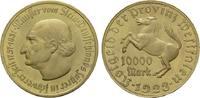 10.000 Mark 1923. STAATLICHE NOTMÜNZEN  Stempelglanz  27,00 EUR  +  7,00 EUR shipping