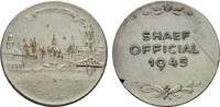 Versilberte Medaille 1945. DRITTES REICH  Sehr schön  30,00 EUR  +  7,00 EUR shipping