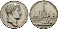 Silbermedaille 1812 (von Andrieu und F.  F...