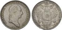 Scudo 1825 M - Mailand KAISERREICH ÖSTERRE...