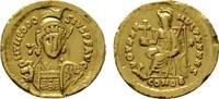 AV-Solidus 2. Offizin, 430-440 Konstantinopel. RÖMISCHE KAISERZEIT Theo... 34332 руб 540,00 EUR kostenloser Versand