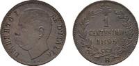 Ku.-Centesimo 1895, Rom. ITALIEN Umberto I., 1878-1900. Fast Stempelgla... 1907 руб 30,00 EUR  zzgl. 286 руб Versand