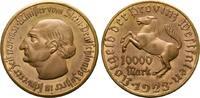 10.000 Mark 1923. STAATLICHE NOTMÜNZEN  Fast Stempelglanz.  1907 руб 30,00 EUR  zzgl. 286 руб Versand