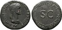 Æ-Sesterz 42-43 n. Chr., Rom. RÖMISCHE KAISERZEIT Agrippina mater, gest... 2627,38 CHF kostenloser Versand