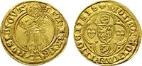 MAINZ Goldgulden o.J.(1399-1402), Bingen. Vorzügli