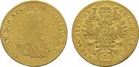 2 Dukaten 1769, Karlsburg. RÖMISCH-DEUTSCHES REICH Maria Theresia, 1740... 985,00 EUR kostenloser Versand