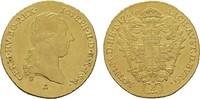 2 Dukaten 1786, Kremnitz. RÖMISCH-DEUTSCHE...