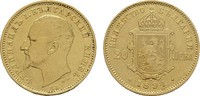 20 Lewa 1894, Kremnitz. BULGARIEN Ferdinand, 1887-1918. Fast Vorzüglich  41961 руб 660,00 EUR kostenloser Versand