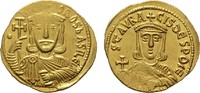 AV-Solidus 803-811, Constantinopel. BYZANZ Nicephorus I., 802-811. Vorz... 1200,00 EUR kostenloser Versand