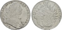 Madonnentaler 1772, Amberg. BAYERN Maximilian III. Joseph, 1745-1777. R... 9219 руб 145,00 EUR  zzgl. 286 руб Versand