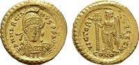 AV-Solidus Konstantinopel, 7. Offizin - Z. RÖMISCHE KAISERZEIT Marcianu... 1850,00 EUR kostenloser Versand