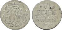 1/6 Taler 1758, Dierdorf. WIED Johann Ludwig Adolf, 1706-1762. Kl. Schr... 8265 руб 130,00 EUR  zzgl. 286 руб Versand