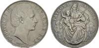 Vereinstaler 1866. BAYERN Ludwig II., 1864-1886. Hübsche Patina, Fast S... 150,00 EUR  zzgl. 4,50 EUR Versand