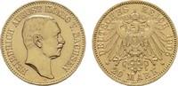 20 Mark 1905 E Sachsen Friedrich August III., 1904-1918. Vorzüglich -St... 41961 руб 660,00 EUR kostenloser Versand