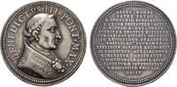 Restituierte Silbermedaille.  ITALIEN Benedikt III. 855-858. Patina. Fa... 285,00 EUR  +  7,00 EUR shipping