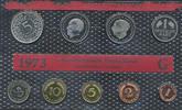 Kursmünzensatz 1973, G. BUNDESREPUBLIK DEUTSCHLAND  Polierte Platte  2670 руб 42,00 EUR  zzgl. 286 руб Versand