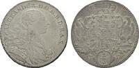 2/3 Taler 1757, Schwabach. BRANDENBURG IN FRANKEN Christian Friedrich K... 380,00 EUR  +  7,00 EUR shipping