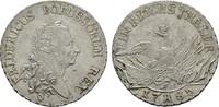 Taler 1785 Berlin. BRANDENBURG-PREUSSEN Friedrich II., der Große, 1740-... 290,00 EUR  +  7,00 EUR shipping