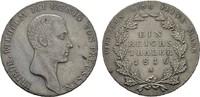 Reichstaler 1816 Berlin. BRANDENBURG-PREUSSEN Friedrich Wilhelm III., 1... 265,00 EUR  +  7,00 EUR shipping