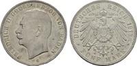 5 Mark 1913 G. Baden Friedrich II., 1907-1918. Leichte Patina. Stempelg... 290,00 EUR  +  7,00 EUR shipping