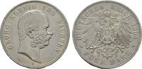 5 Mark 1904, E. Sachsen Georg, 1902-1904. Sehr schön +  55,00 EUR  +  7,00 EUR shipping