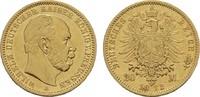 20 Mark 1872, A, Berlin. Preussen Wilhelm I., 1861-1888. Vorzüglich  335,00 EUR  +  7,00 EUR shipping