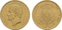 20 Mark 1872, E. Sachsen Johann, 1854-1873. Sehr schön -Vorzüglich  395,00 EUR  +  7,00 EUR shipping