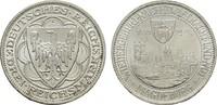 3 Reichsmark 1931, A. WEIMARER REPUBLIK  Fast Stempelglanz/Stempelglanz  280,00 EUR  +  7,00 EUR shipping