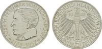 5 DM 1957, J. BUNDESREPUBLIK DEUTSCHLAND  Vorzüglich  150,00 EUR  +  7,00 EUR shipping