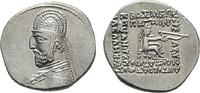 AR-Drachme Ekbatana. PARTHIA Mithradates III., 87-80  v. Chr. Vorzüglich  20981 руб 330,00 EUR  zzgl. 286 руб Versand