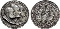 Silbermedaille 1531 (v. M.Gebel). NÜRNBERG  Früher Guss. Sehr schön +  514,75 CHF  zzgl. 4,83 CHF Versand