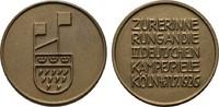 Bronzemedaille 1926. KÖLN  Mit Original Tüte, Fast Stempelglanz  20,00 EUR  zzgl. 4,50 EUR Versand