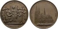 Bronzemedaille 1880 (v. Drentwett). KÖLN  Vorzüglich +  75,00 EUR  zzgl. 4,50 EUR Versand