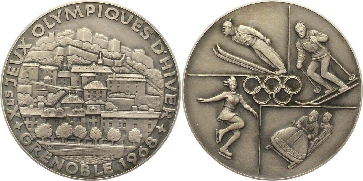 Medaillenspiegel Olympia 1968