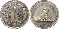 Sachsen-Albertinische Linie Zinnmedaille Friedrich August I. 1806-1827.