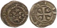 Belgien-Flandern Denarius Anonym. 12-13. Jahrhundert.
