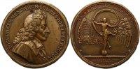 Köln-Erzbistum Bronzemedaille Josef Klemens von Bayern 1688-1723.
