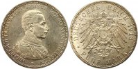 Preußen 5 Mark Wilhelm II. 1888-1918.