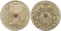 Silbernes Ratszeichen ( Weinzeichen ) 1716 Köln-Stadt  Sehr schön  55,00 EUR  +  4,00 EUR shipping