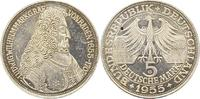5 Mark 1955  G Münzen der Bundesrepublik Deutschland Mark 1945-2001. Fa... 180,00 EUR  zzgl. 4,00 EUR Versand