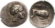 Stater  425 - 400  v. Chr. Lucania unbek. Herrscher 425 - 400 v. Chr.. ... 675,00 EUR Gratis verzending